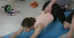 i force fucked my petite teen sister while helping her stretch